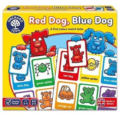 Joc loto Catelusii / RED DOG BLUE DOG [3]
