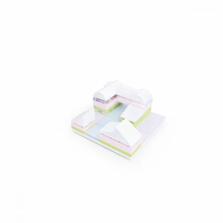 Kit constructii Tiny Town 02 Arckit [2]