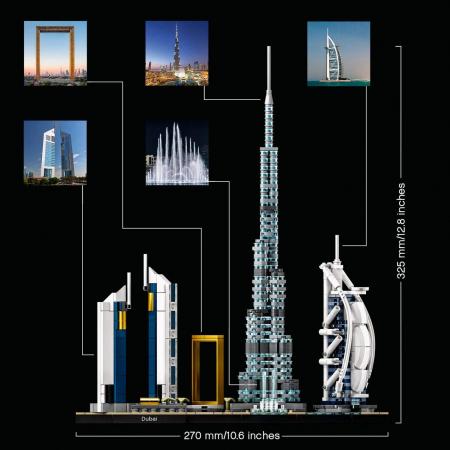 Lego Architecture Dubai 21052 [6]