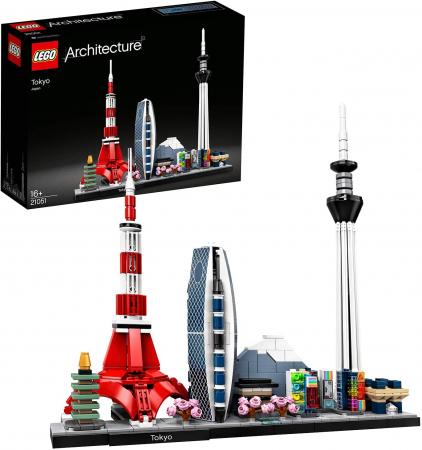 Lego Architecture  Tokyo 21051 [4]