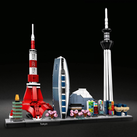 Lego Architecture  Tokyo 21051 [5]