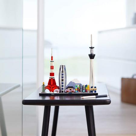 Lego Architecture  Tokyo 21051 [3]