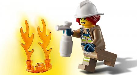 LEGO CITY INTERVENTIE CU ELICOPTERUL DE POMPIERI 60248 [7]