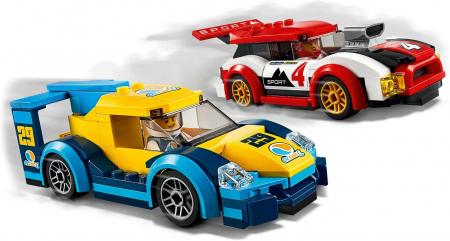 LEGO CITY MASINI DE CURSE 60256 [5]
