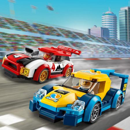 LEGO CITY MASINI DE CURSE 60256 [6]