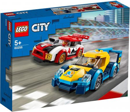 LEGO CITY MASINI DE CURSE 60256 [0]