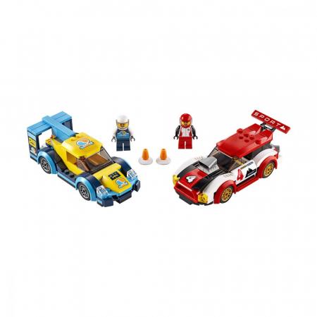 LEGO CITY MASINI DE CURSE 60256 [1]