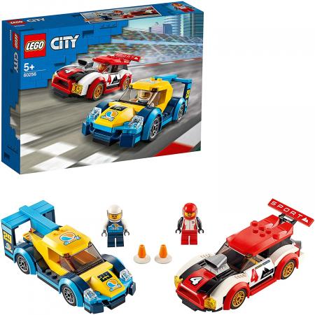 LEGO CITY MASINI DE CURSE 60256 [7]