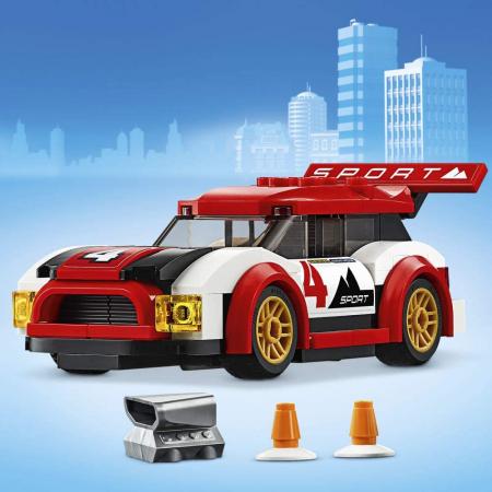 LEGO CITY MASINI DE CURSE 60256 [3]