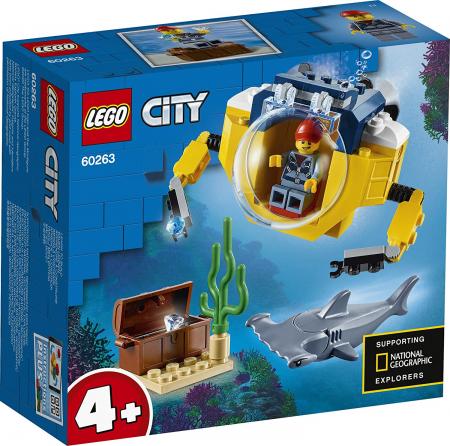 LEGO CITY  MINISUBMARIN OCEANIC 60263 [0]
