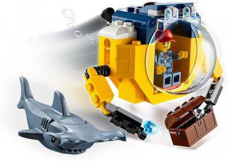 LEGO CITY  MINISUBMARIN OCEANIC 60263 [6]