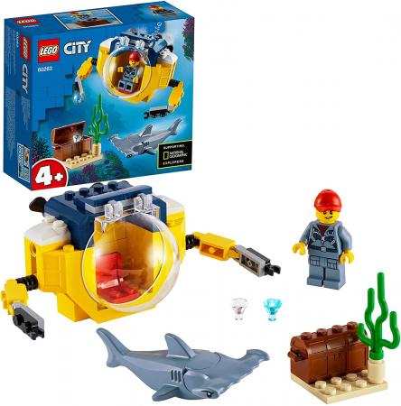 LEGO CITY  MINISUBMARIN OCEANIC 60263 [5]