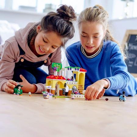 LEGO FRIENDS RESTAURANTUL DIN ORASELUL HEARTLAKE 41379 [2]