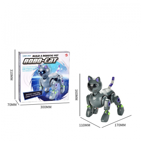 Robot Electromecanic de asamblat Pisica [1]
