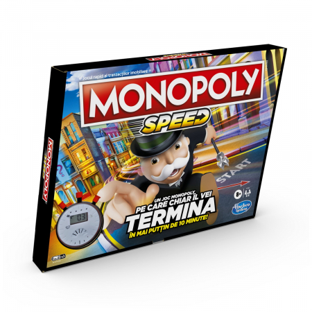 MONOPOLY SPEED [6]