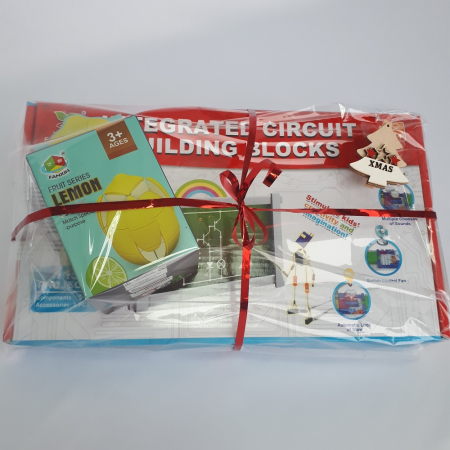 Cadou 8-14 ANI - Constructie Circuite Integrate + Cub Rubik Lamaie [1]