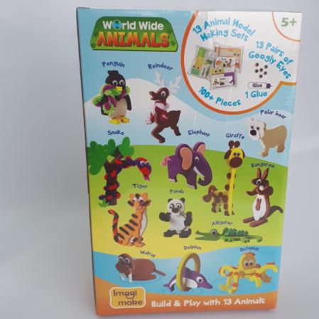 Puzzle 3D Animale [2]