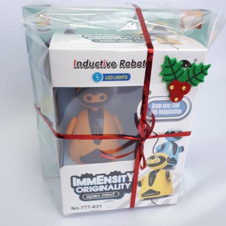 Cadou 5-7 ANI - Robotel Smart Inductiv + Set Cuburi Rubik [1]