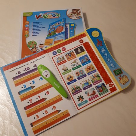 Cadou 5-7 ANI - Invatare Limba Engleza + Set Cuburi Rubik Fructe [3]