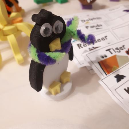 Puzzle 3D Animale [8]
