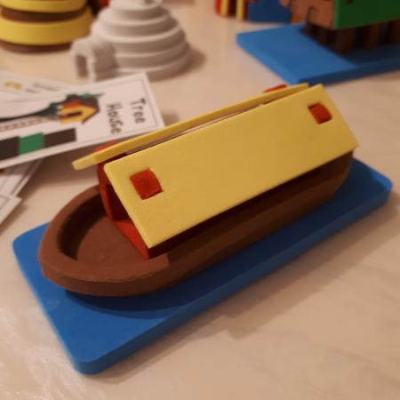 Puzzle 3D Case [5]