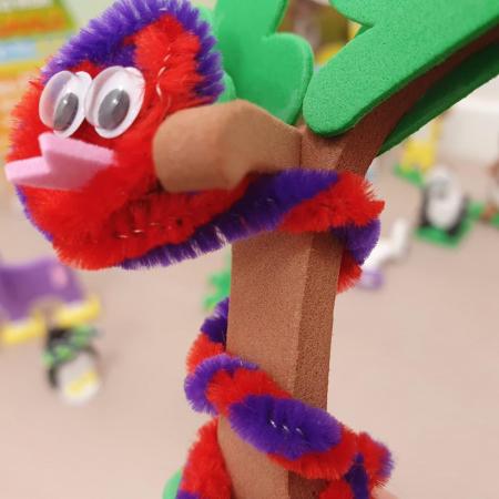 Puzzle 3D Animale [6]