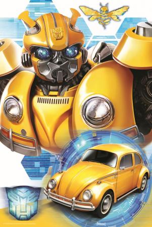 Puzzle Trefl 100 Bumblebee transformarea [1]