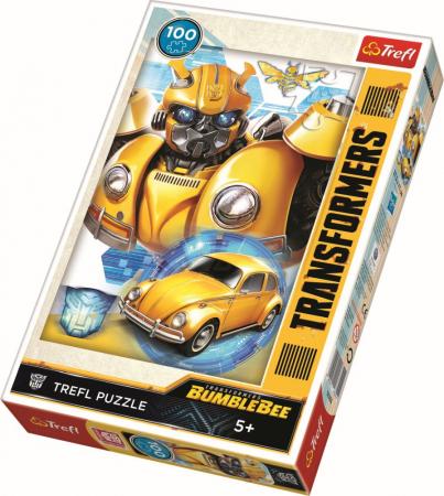 Puzzle Trefl 100 Bumblebee transformarea [0]