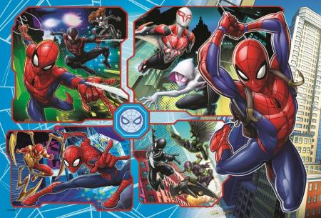Puzzle Trefl 160 Spiderman salvatorul [1]