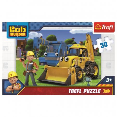 Puzzle Trefl 30 Bob constructorul [2]