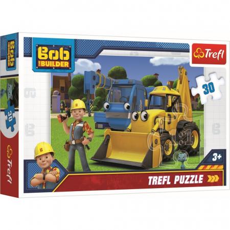 Puzzle Trefl 30 Bob constructorul [0]