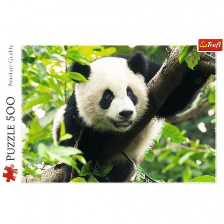 PUZZLE TREFL 500 PANDA URIAS [2]