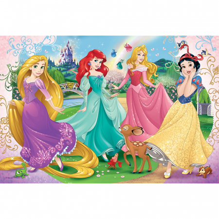 Puzzle Trefl 60 Frumoasele Printese Disney [1]