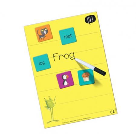Joc educativ magnetic Rime / Oi ! Rhyming [2]