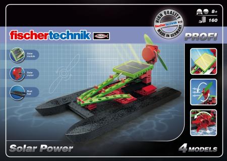 Set constructie PROFI Solar Power - 4 modele [1]