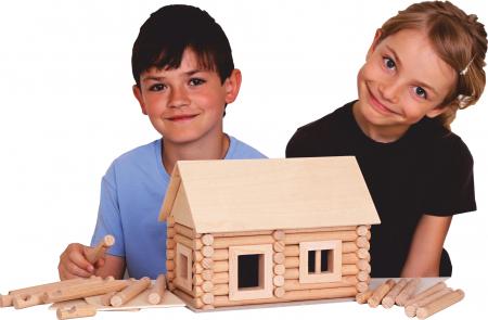 Set de construit Vario 72 piese - joc educativ Walachia [4]