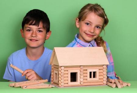 Set de construit Vario caseta 72 piese – joc educativ Walachia [1]