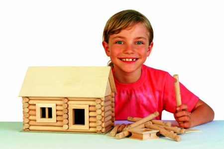 Set de construit Vario caseta 72 piese – joc educativ Walachia [3]