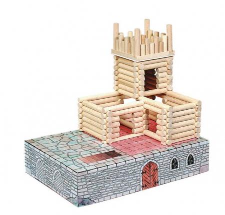 Set de construit Vario Fort – joc educativ Walachia [2]