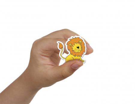 Stickere Zoo - Fiesta Crafts [3]