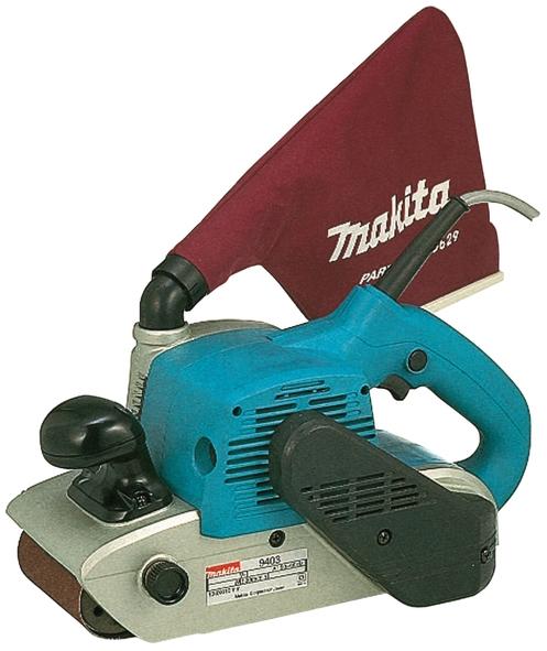 Masina de slefuit cu banda Makita 9403,1200 W, 500 rpm poza casaidea 2021