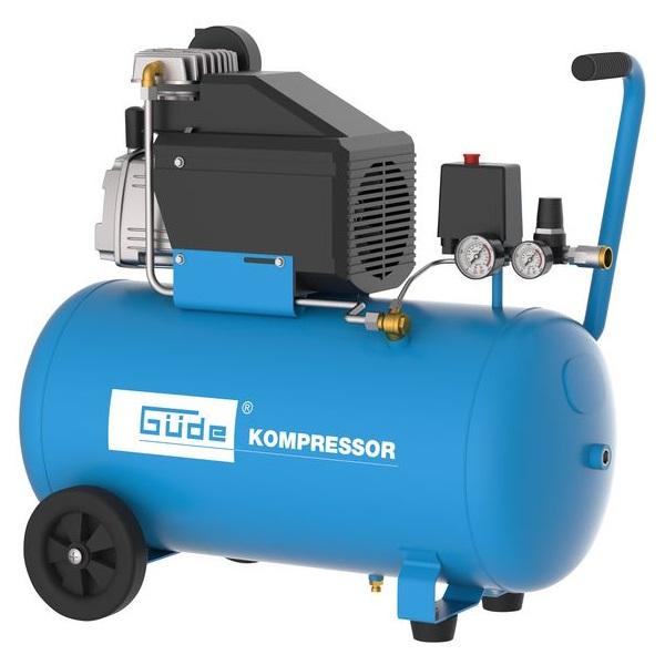Compresor cu ulei cu un cilindru 260 10 50 Guede GUDE50129, 1500 W, 50 L, 10 bari poza casaidea 2021