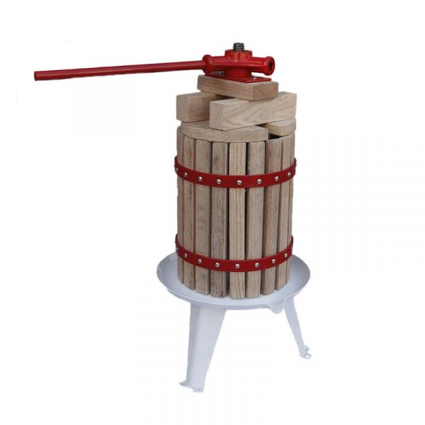 Presa manuala pentru fructe Grafner HEU17348, 12 litri GRAFNER