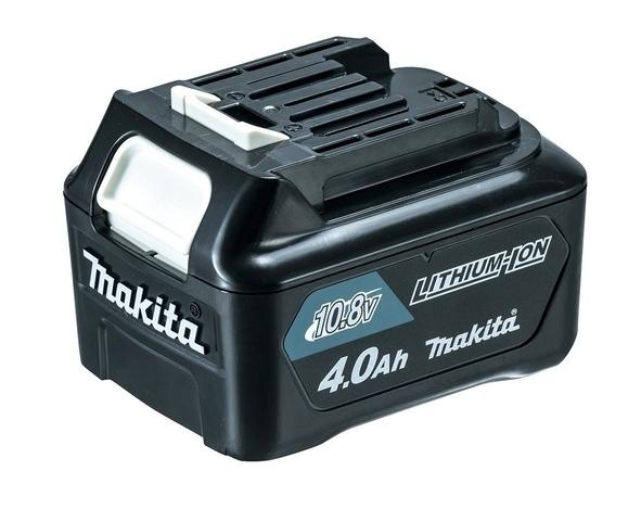 Acumulator Li-Ion CXT BL1040B cu indicator Makita 197402-0, 10.8 V, 4.0 Ah poza casaidea 2021