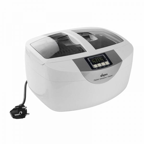 Aparat de curatat cu ultrasunete 170 W 42000 Hz 2500 ml USR 2200 1700 E DEMA 60949
