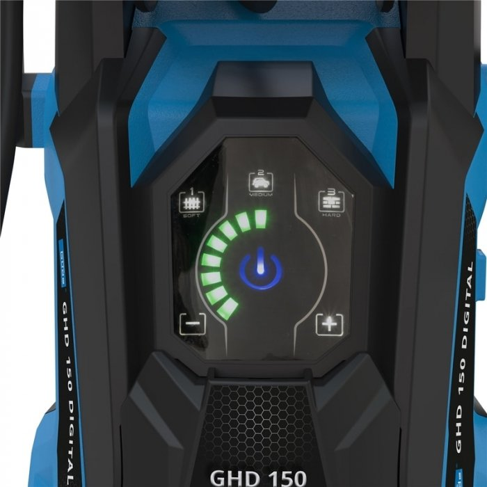 Aparat de spalat cu presiune GHD 150 Guede GUDE85920, 2000 W, 150 bari [3]