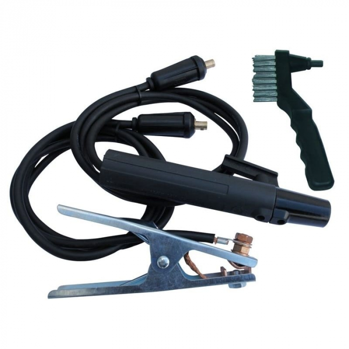 Aparat de sudura tip invertor GIS100 Guede GUDE20023, 10 - 100 A, 4.37 kVA 2