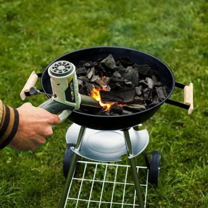 Aprinzator gratar cu acumulator 8 V Li-Ion Maxxfire BBQ Batavia BTV7062935, 600 °C 3