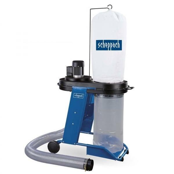 Aspirator rumegus HD12 Scheppach SCH3906301915, 550 W, 75 L casaidea.ro