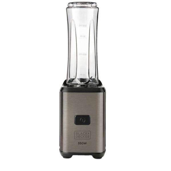 Blender BXJBA350E Black Decker B+DES9120030B, 350 W, 600 ml casaidea.ro